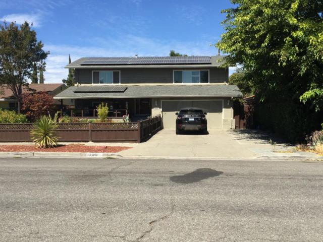 769 Regent Park Dr, San Jose, CA 95123 (#ML81725080) :: Intero Real Estate