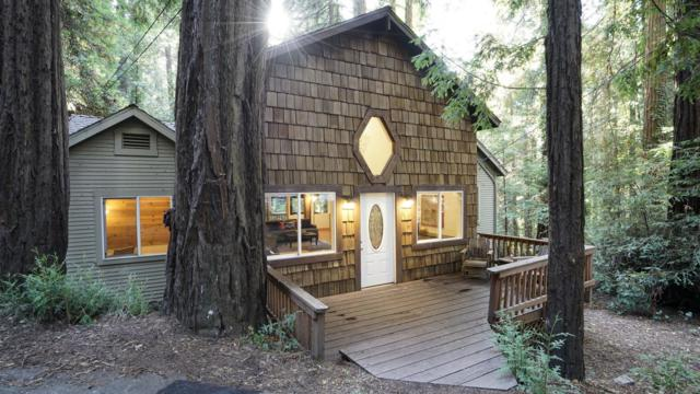 9 Sequoia Dr, La Honda, CA 94020 (#ML81725259) :: The Kulda Real Estate Group