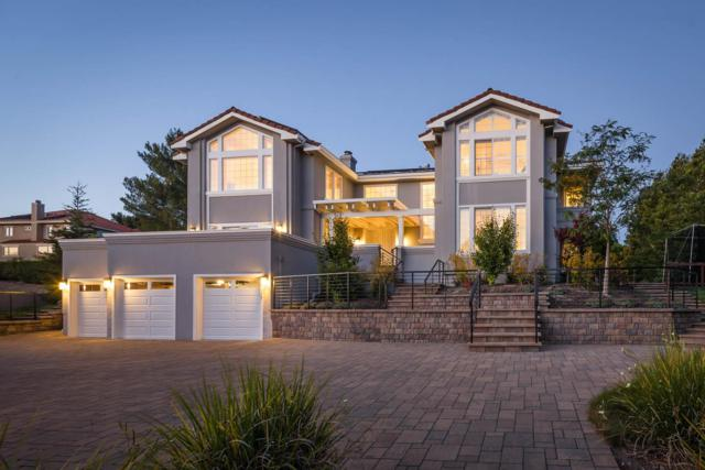 48 Southdown Ct, Hillsborough, CA 94010 (#ML81725322) :: The Kulda Real Estate Group