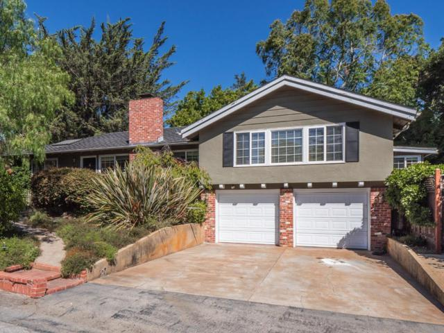 146 El Solyo Heights Dr, Felton, CA 95018 (#ML81725349) :: The Gilmartin Group