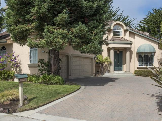 111 Turnberry Rd, Half Moon Bay, CA 94019 (#ML81725356) :: Perisson Real Estate, Inc.