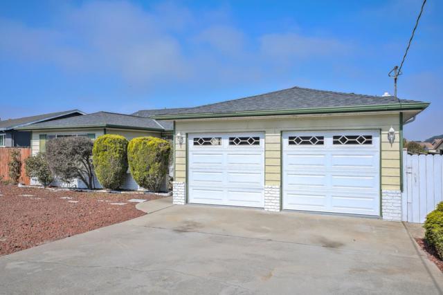 3211 Tallmon St, Marina, CA 93933 (#ML81725493) :: The Kulda Real Estate Group
