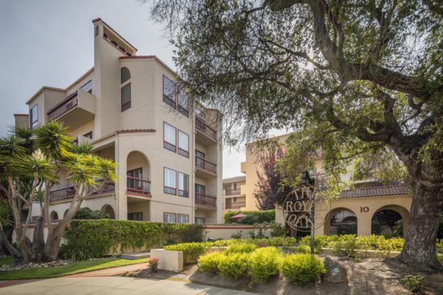 10 9th Ave 203, San Mateo, CA 94401 (#ML81725518) :: The Gilmartin Group