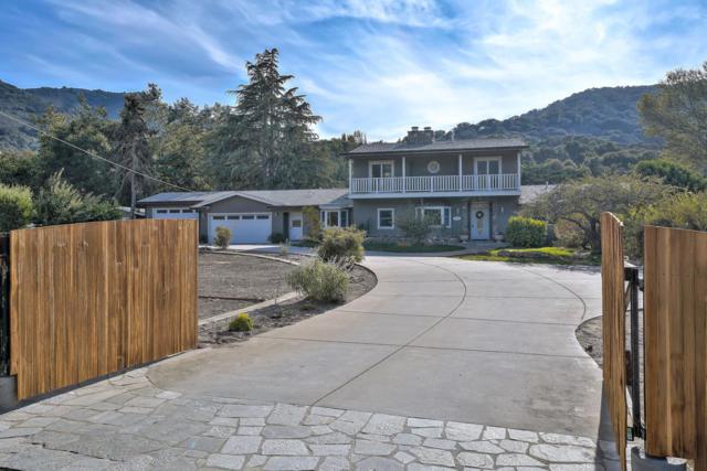 56 W Garzas Rd, Carmel Valley, CA 93924 (#ML81725539) :: Strock Real Estate