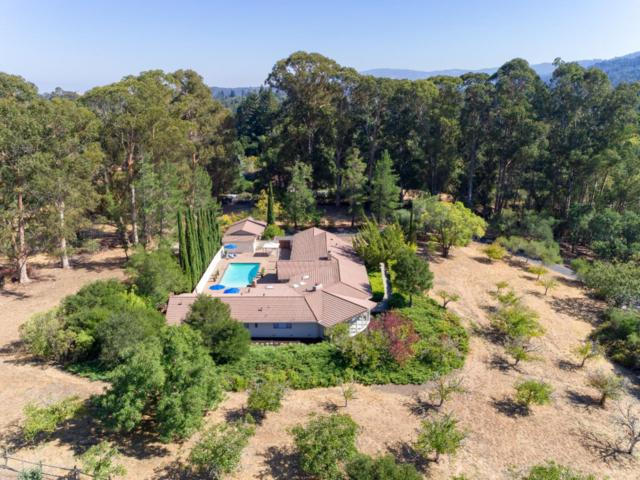 310 Kings Mountain Rd, Woodside, CA 94062 (#ML81725576) :: The Kulda Real Estate Group