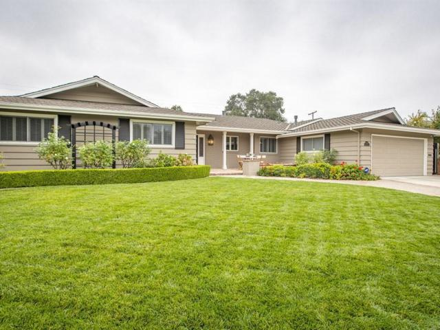 1714 Mulberry Ln, San Jose, CA 95125 (#ML81725702) :: Julie Davis Sells Homes