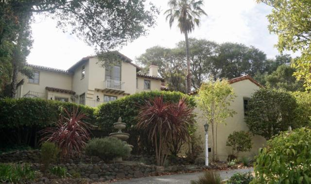 1016 San Raymundo Rd, Hillsborough, CA 94010 (#ML81725768) :: The Kulda Real Estate Group