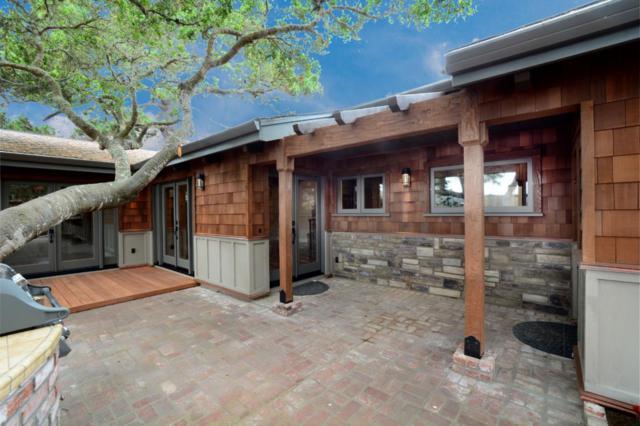 0 Monte Verde, 4 Sw Of 9th Ave, Carmel, CA 93921 (#ML81725807) :: The Warfel Gardin Group