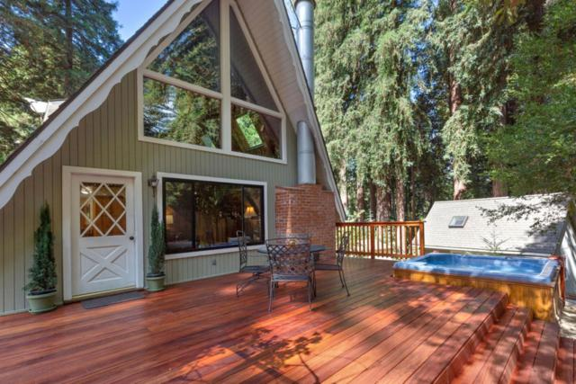 1809 Lakeside Dr, Felton, CA 95018 (#ML81725979) :: The Kulda Real Estate Group