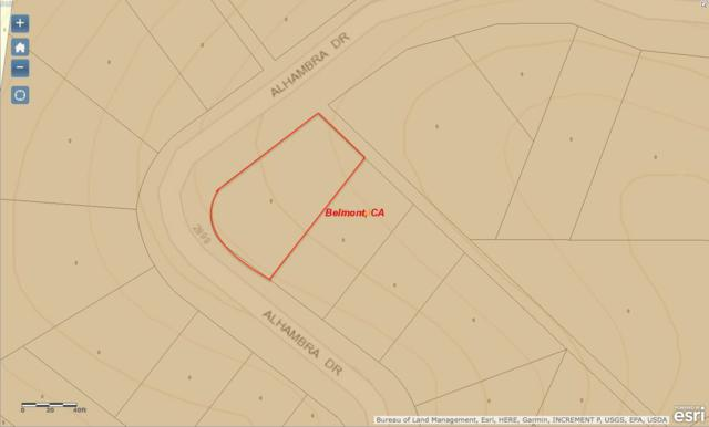 0 Alhambra Dr, Belmont, CA 94002 (#ML81726026) :: The Goss Real Estate Group, Keller Williams Bay Area Estates