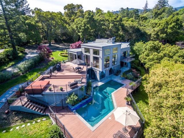 10600 Chardonnay Ln, Los Altos Hills, CA 94024 (#ML81726189) :: Strock Real Estate