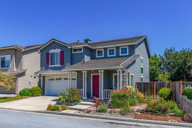 810 Coast Range Dr, Scotts Valley, CA 95066 (#ML81726277) :: The Warfel Gardin Group