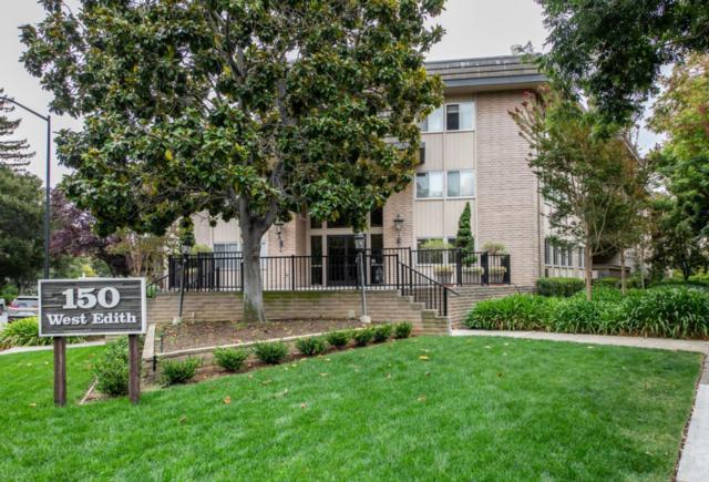 150 W Edith Ave 6, Los Altos, CA 94022 (#ML81726295) :: The Gilmartin Group