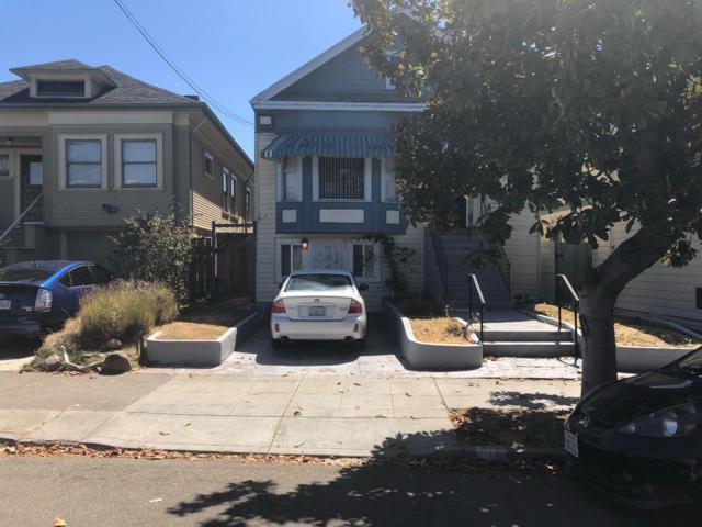 977 60th St, Oakland, CA 94608 (#ML81726318) :: Strock Real Estate