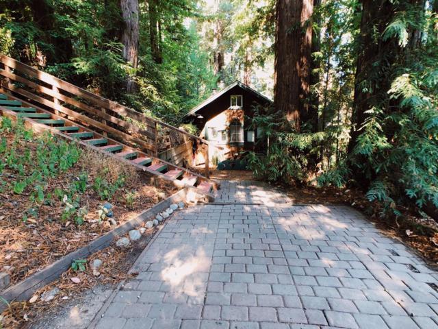 398 Shadow Mountain Rd, Boulder Creek, CA 95006 (#ML81726455) :: Brett Jennings Real Estate Experts