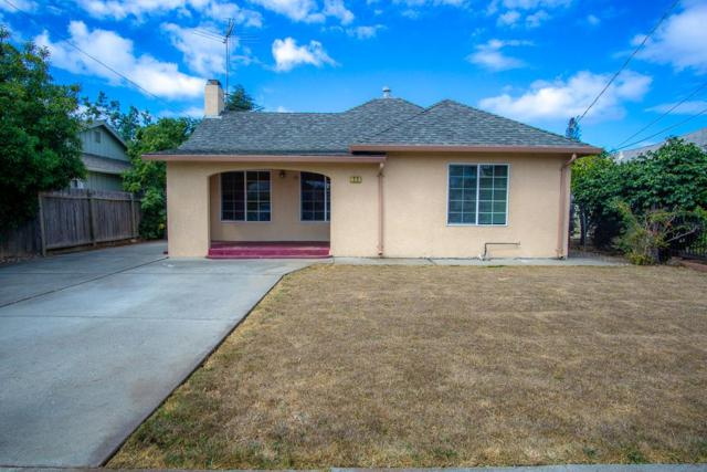 77 Columbia Ave, Redwood City, CA 94063 (#ML81726474) :: The Gilmartin Group