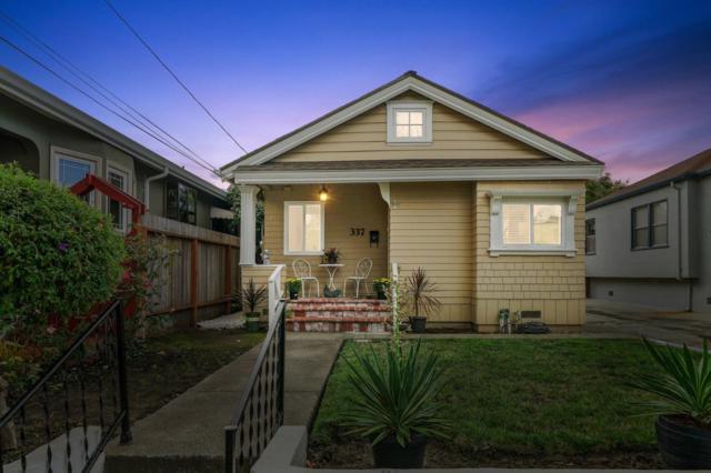 337 Elm Ave, San Bruno, CA 94066 (#ML81726518) :: Keller Williams - The Rose Group
