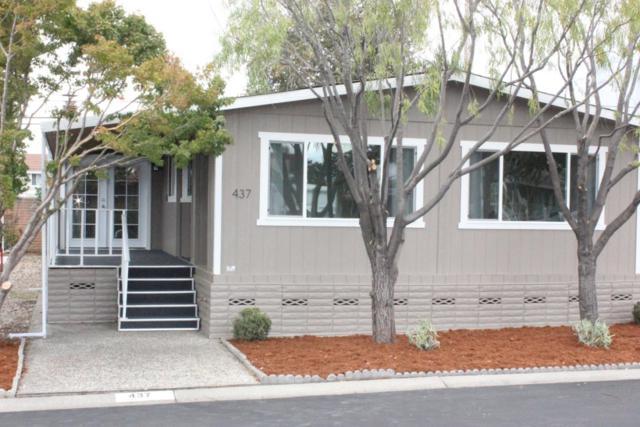 437 Viebrock Way 437, Hayward, CA 94544 (#ML81726521) :: von Kaenel Real Estate Group