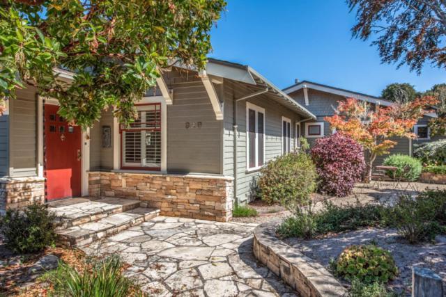 929 Fountain Ave, Pacific Grove, CA 93950 (#ML81726525) :: The Warfel Gardin Group