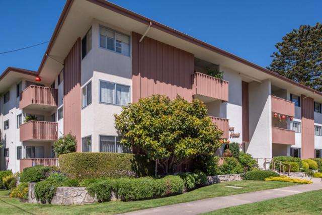 810 Lighthouse Ave 306, Pacific Grove, CA 93950 (#ML81726540) :: The Kulda Real Estate Group