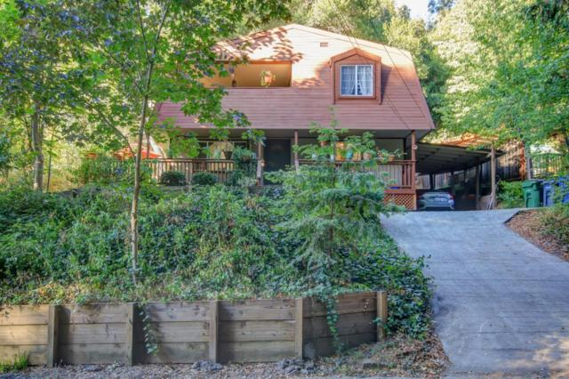 355 Brook Dr, Boulder Creek, CA 95006 (#ML81726655) :: Brett Jennings Real Estate Experts