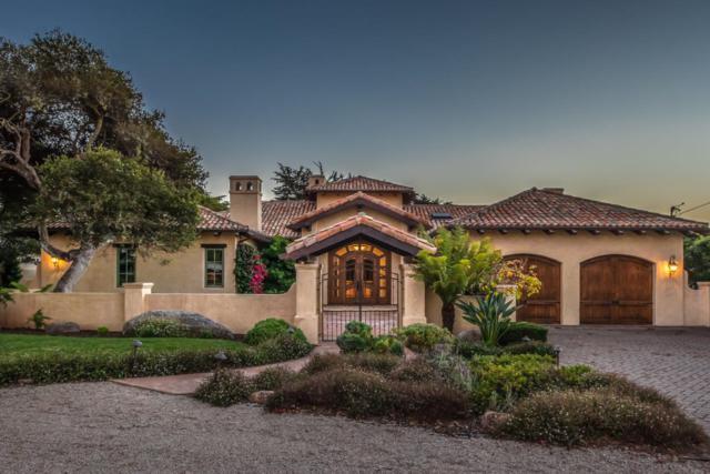 1010 Ocean Rd, Pebble Beach, CA 93953 (#ML81726745) :: von Kaenel Real Estate Group