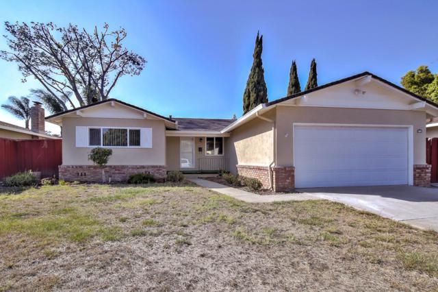 3111 Eggers Dr, Fremont, CA 94536 (#ML81726774) :: Strock Real Estate