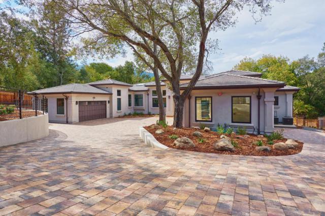 14825 Fruitvale Ave, Saratoga, CA 95070 (#ML81726834) :: von Kaenel Real Estate Group