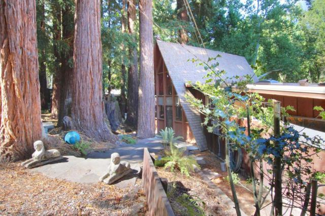 220 Shadowbrook Ln, Ben Lomond, CA 95005 (#ML81726888) :: The Kulda Real Estate Group