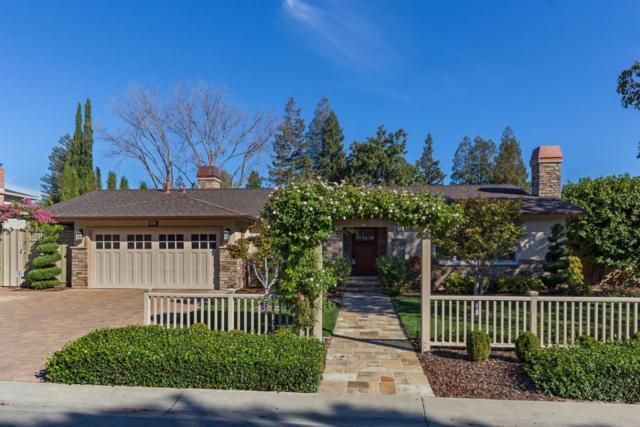 1411 Marinovich Way, Los Altos, CA 94024 (#ML81726909) :: The Gilmartin Group