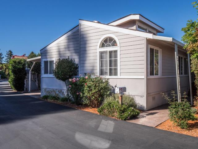 444 - #96 Whispering Pines Dr 96, Scotts Valley, CA 95066 (#ML81726917) :: The Kulda Real Estate Group