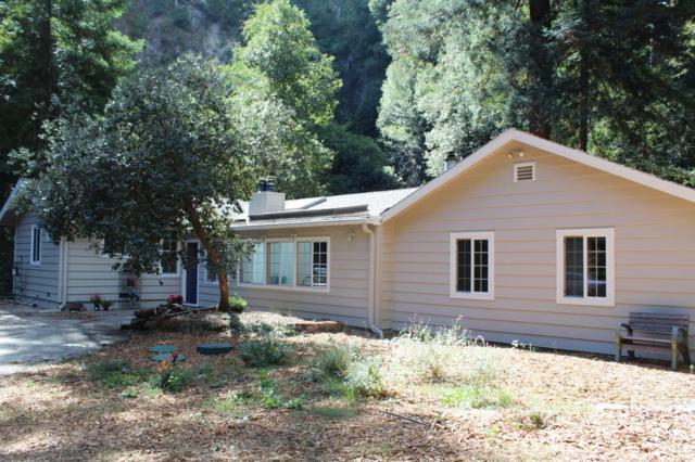 236 Scout Ranch Rd, Boulder Creek, CA 95006 (#ML81726943) :: Brett Jennings Real Estate Experts