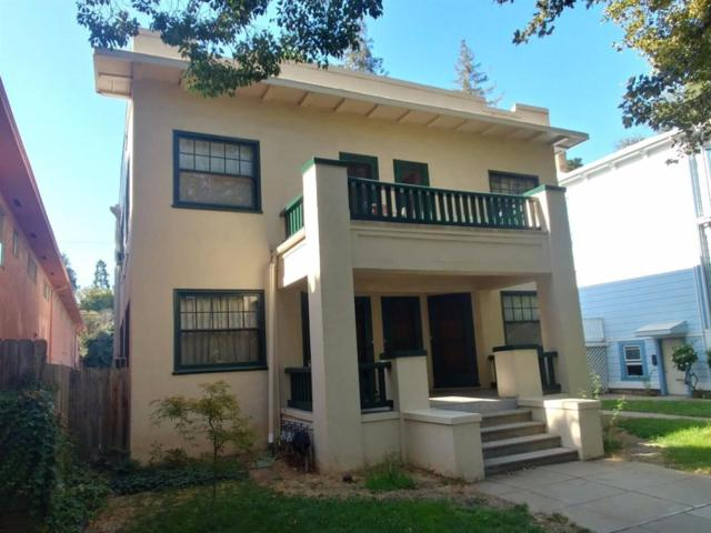 2318 H St, Sacramento, CA 95816 (#ML81726969) :: Strock Real Estate