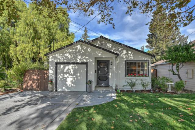 1374 Newport Ave, San Jose, CA 95125 (#ML81726973) :: The Gilmartin Group