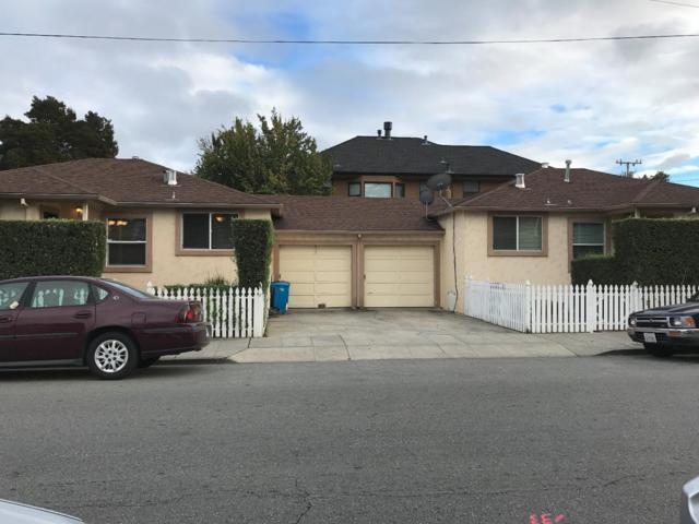 310 Monte Diablo Ave, San Mateo, CA 94401 (#ML81727067) :: The Gilmartin Group