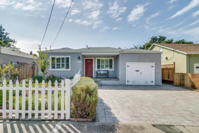 1148 Adams St, Redwood City, CA 94061 (#ML81727118) :: Strock Real Estate