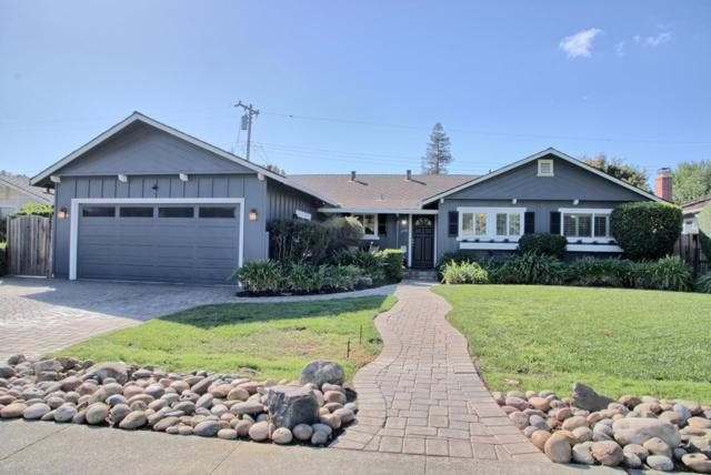 1458 Patio Dr, Campbell, CA 95008 (#ML81727121) :: The Gilmartin Group