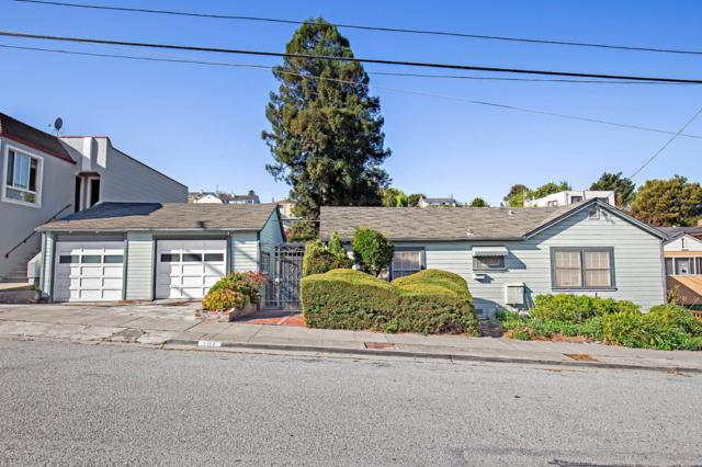 467 Oak Ave, San Bruno, CA 94066 (#ML81727166) :: Keller Williams - The Rose Group