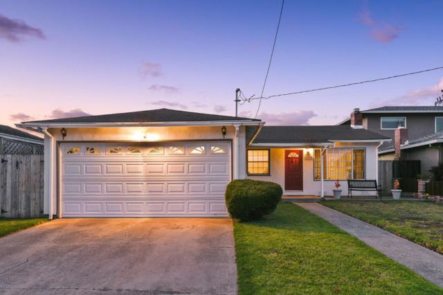1268 De Solo Dr, Pacifica, CA 94044 (#ML81727197) :: Strock Real Estate