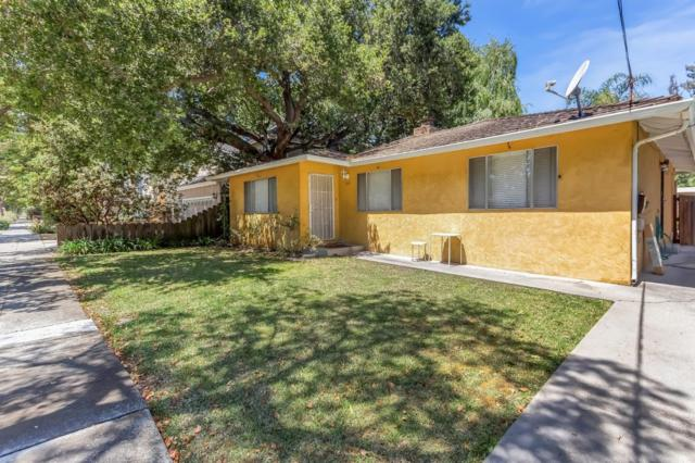 228 Palo Alto Ave, Mountain View, CA 94041 (#ML81727230) :: Strock Real Estate