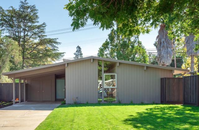 3790 Redwood Cir, Palo Alto, CA 94306 (#ML81727241) :: Brett Jennings Real Estate Experts
