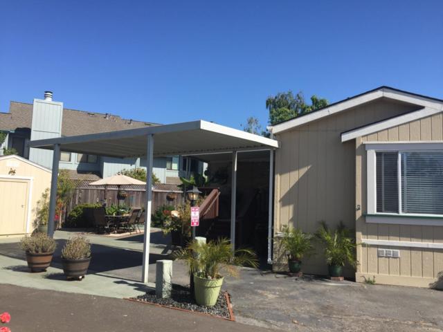 1555 Merrill St 35, Santa Cruz, CA 95062 (#ML81727259) :: The Kulda Real Estate Group