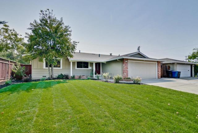 686 Harriet Ave, Campbell, CA 95008 (#ML81727306) :: The Gilmartin Group