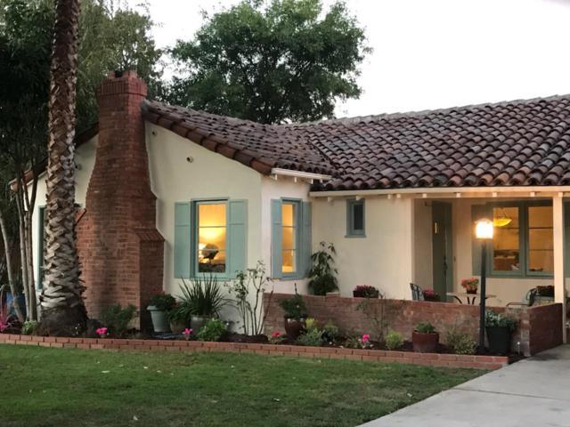 1254 Blewett Ave, San Jose, CA 95125 (#ML81727316) :: The Gilmartin Group
