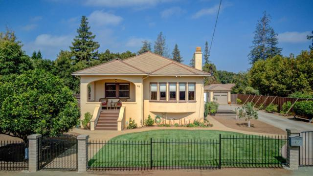 67 Lyell St, Los Altos, CA 94022 (#ML81727317) :: The Kulda Real Estate Group