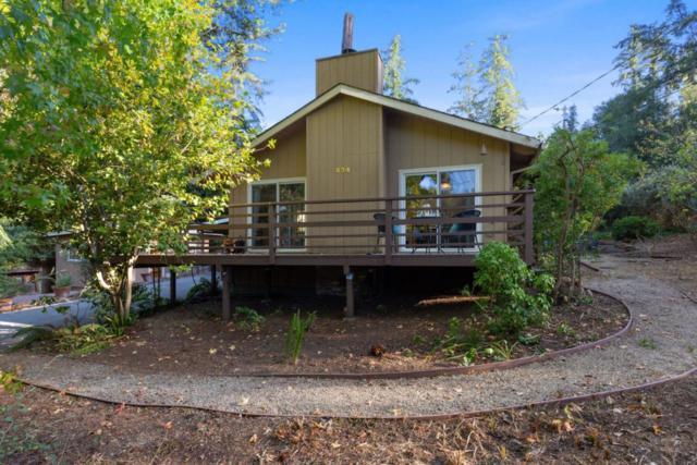 434 Deer Run Rd, Felton, CA 95018 (#ML81727344) :: The Gilmartin Group