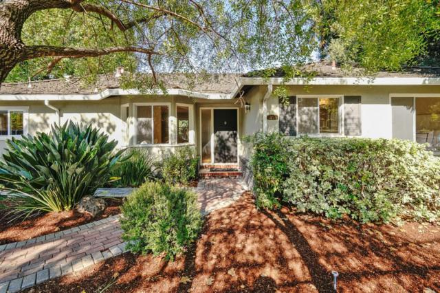 1210 Middle Ave, Menlo Park, CA 94025 (#ML81727384) :: The Kulda Real Estate Group
