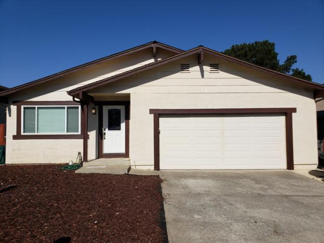 3302 Jamie Way, Hayward, CA 94541 (#ML81727397) :: The Kulda Real Estate Group