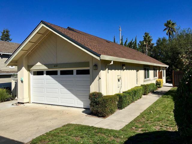 431 Lockewood Ln, Scotts Valley, CA 95066 (#ML81727413) :: The Kulda Real Estate Group