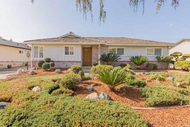 2587 Nightingale Dr, San Jose, CA 95125 (#ML81727426) :: The Gilmartin Group